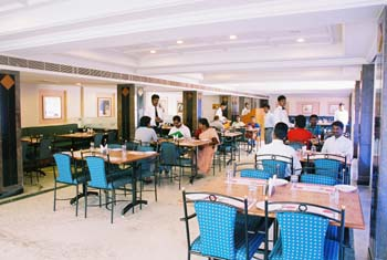 PLR Grand Tirupati Restaurant